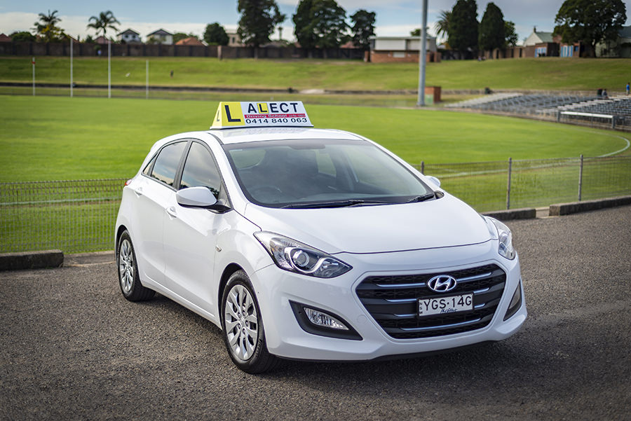 Driving Lessons Hyundai Accent Automatic