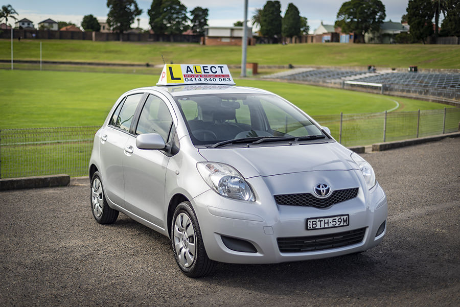 Driving Lessons Toyota Yaris Manual